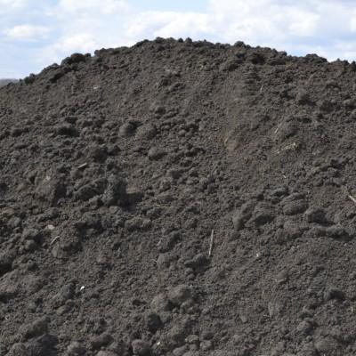 Земля 4-х компонентная 50 литров (земля, торф, конский навоз, песок - 2:1:0,5:0,5)